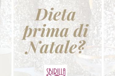 Dieta prima di Natale?
