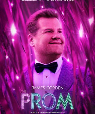 James Corden in The Prom Netflix